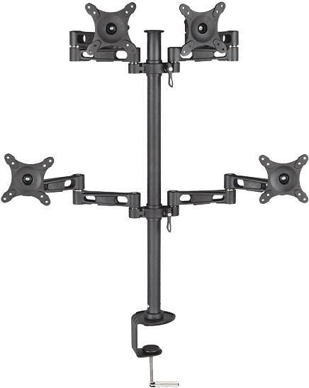 Кронштейн для мониторов ЖК Tuarex ALTA-3007 черный 13