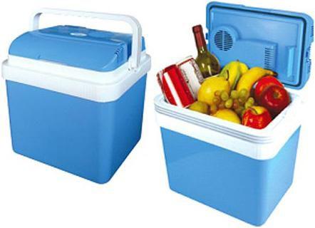 Автохолодильник MYSTERY MTC-241,  24л,  голубой