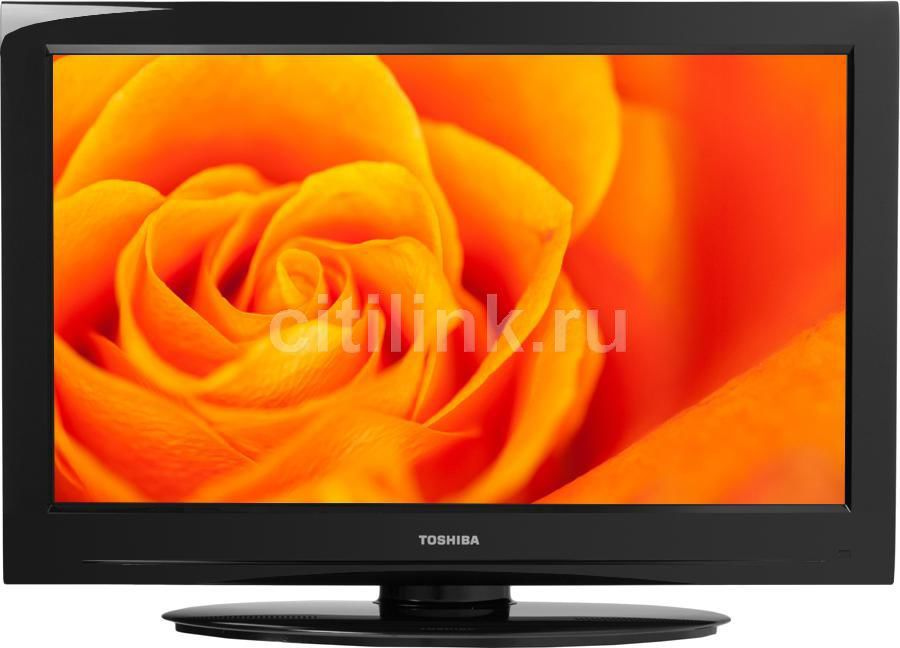 "Телевизор ЖК TOSHIBA 32AV833RB  32"", HD READY (720p),  черный"