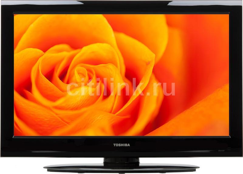 "Телевизор ЖК TOSHIBA REGZA 32LV833R  ""R"", 32"", FULL HD (1080p),  черный"