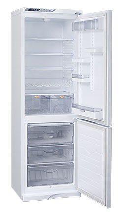Холодильник АТЛАНТ МХМ 1847-62,  двухкамерный,  белый