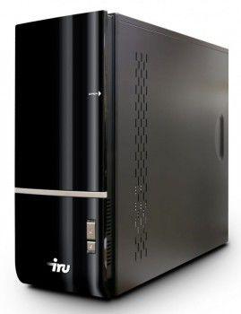 ПК iRU Home 710 i5-760/4096/ 2Tb/HD5750-1024/DVD-RW/CR/black
