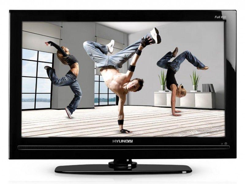LED телевизор HYUNDAI H-LEDVD22V2