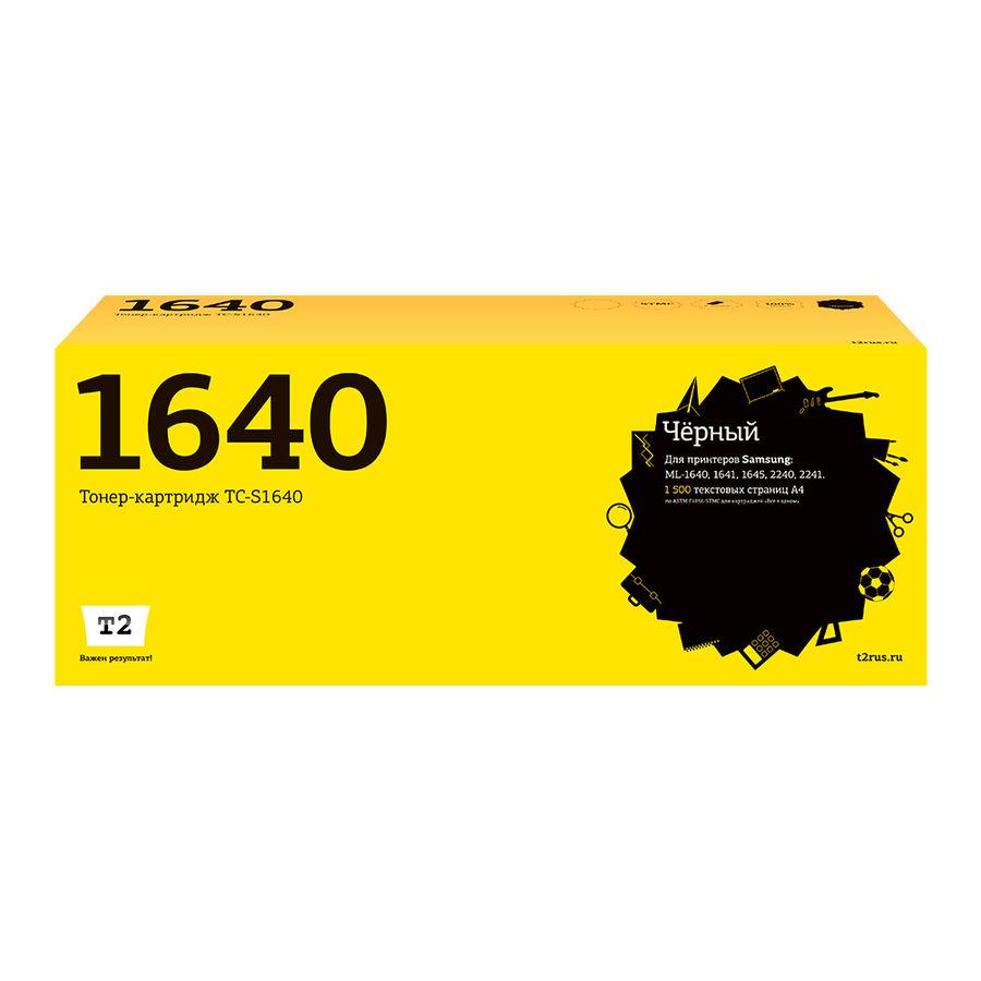 Картридж T2 MLT-D108S черный [tc-s1640]