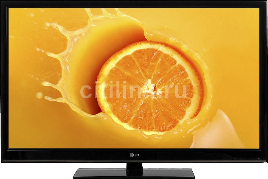 """Плазменный телевизор LG 50PV350  50"""", FULL HD (1080p),  черный"""