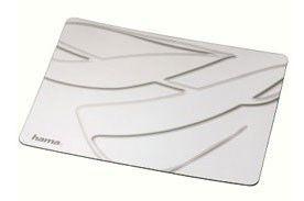 Коврик для мыши HAMA H-53232 белый/серебристый