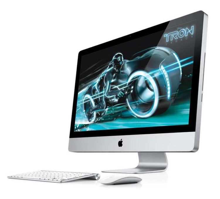Моноблок APPLE iMac MC814, Intel Core i5 2400, 4Гб, 1Тб, AMD Radeon HD 6970M - 1024 Мб, DVD-RW, Mac OS X 10.6 Snow Leopard, белый [mc814rs/a]