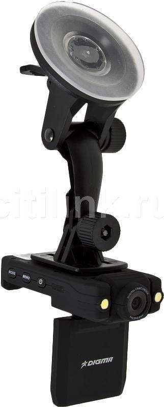 Видеорегистратор DIGMA DVR-104 черный