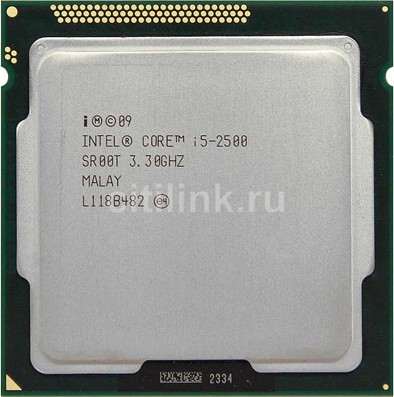 Процессор INTEL Core i5 2500, LGA 1155 OEM /590437/ [cpu intel lga1155 i5-2500 oem]