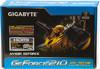Видеокарта GIGABYTE nVidia  GeForce 210 ,  128Мб, DDR3, Low Profile,  Ret [gv-n210tc-512i] вид 7