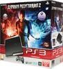 Игровая консоль SONY PlayStation 3 PS719100393, черный вид 8