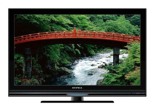 """Телевизор ЖК SUPRA Tokyo STV-LC2604W  """"R"""", 26"""", черный"""