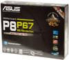 Материнская плата ASUS P8P67 WS REVOLUTION (3.x) LGA 1155, ATX, Ret вид 7