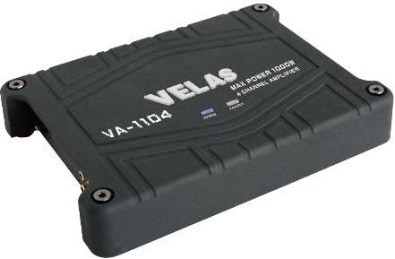 Усилитель автомобильный VELAS VA-1104