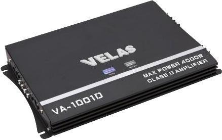 Усилитель автомобильный VELAS VA-1001D