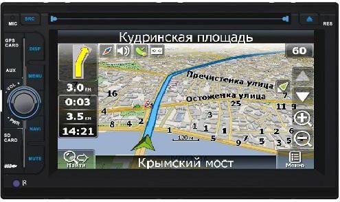 Автомагнитола VELAS V-HSFG,  Hyundai Santa Fe,  USB,  SD
