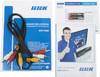 DVD-плеер BBK DVP156SI,  черный вид 6