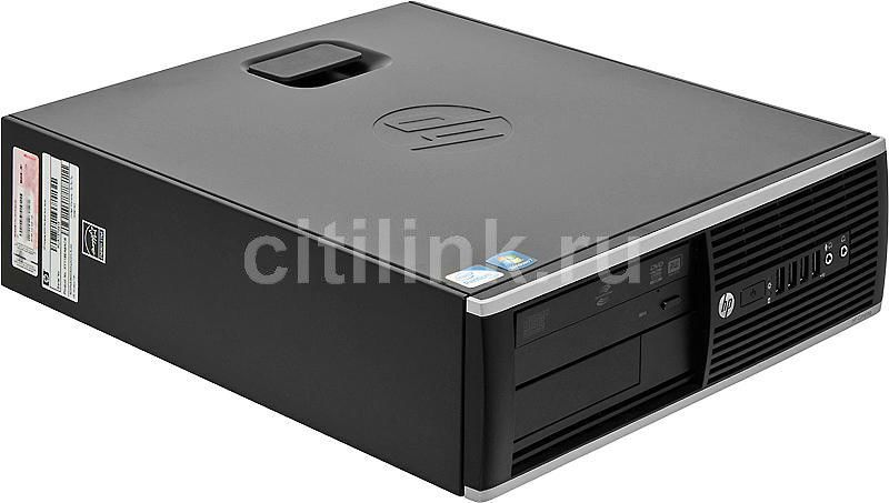 Компьютер  HP Pro 6200 SFF,  Intel  Pentium  G620,  DDR3 2Гб, 500Гб,  Intel HD Graphics,  DVD-RW,  Windows 7 Professional,  черный [xy119ea]