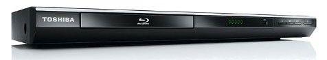 Плеер Blu-ray TOSHIBA BDX1200KR, черный