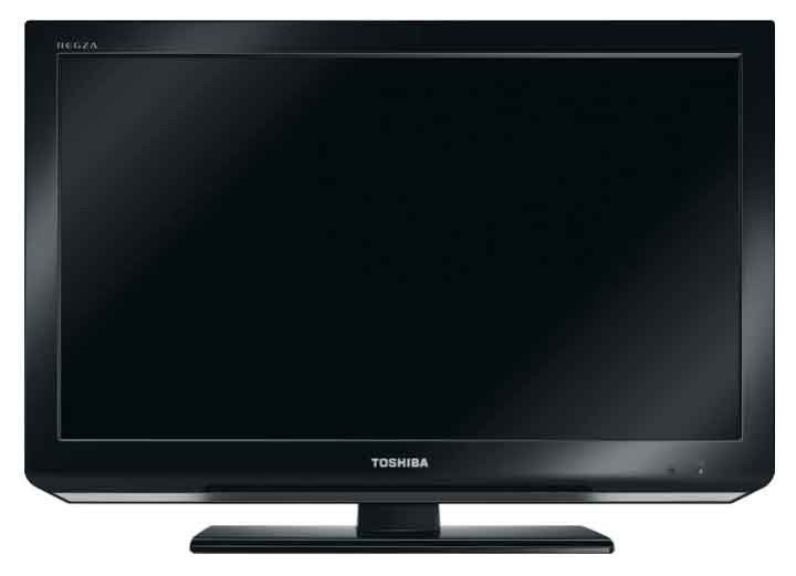 "LED телевизор TOSHIBA REGZA 19DL833R  19"", HD READY (720p),  c DVD плеером,  черный"