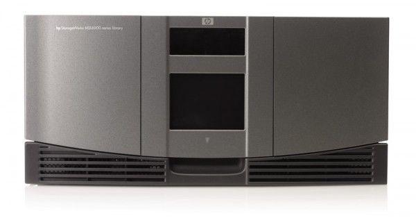 Ленточный массив HP MSL 6030 1 Ultrium 460 Dr Library (AD598B)