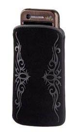 Чехол Hama H-91674 Black Velvet 6, 6.5 х 1.8 х 11.5 см, черный