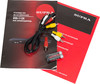 DVD-плеер SUPRA DVS-112X,  черный вид 8