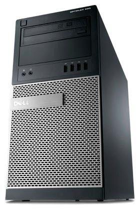 Компьютер  DELL Optiplex 990,  Intel  Core i5  2500,  DDR3 4Гб, 500Гб,  DVD-RW,  CR,  Windows 7 Professional,  черный и серебристый [x029900108r]