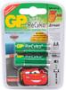 Аккумулятор GP Recyko GP210AAHCBLLDCT-CR2,  2 шт. AA,  2050мAч вид 1