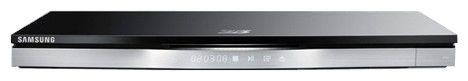 Плеер Blu-ray SAMSUNG BD-D6500, серебристый [bd-d6500/ru]