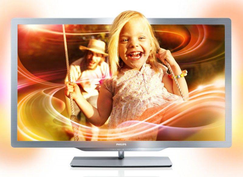 LED телевизор PHILIPS 42PFL7606H/60