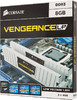 Модуль памяти CORSAIR Vengeance CML8GX3M2A1600C9W DDR3L -  2x 4Гб 1600, DIMM,  Ret,  низкопрофильная вид 3