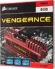 Модуль памяти CORSAIR Vengeance CMZ8GX3M2A1600C9R DDR3 -  2x 4Гб 1600, DIMM,  Ret вид 3