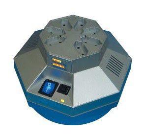 Сетевой фильтр PILOT LC-850, 1.7м, серый [001]