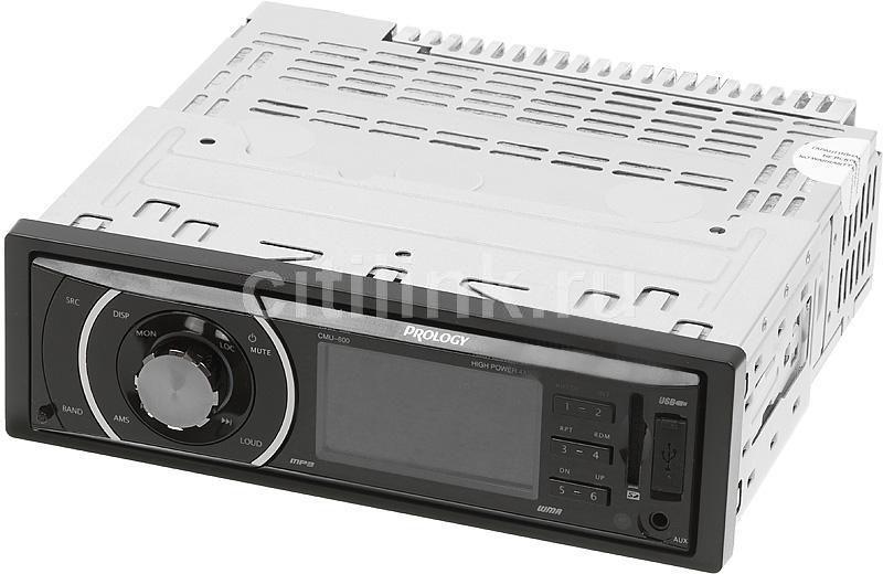 Автомагнитола PROLOGY CMU-600,  USB,  SD