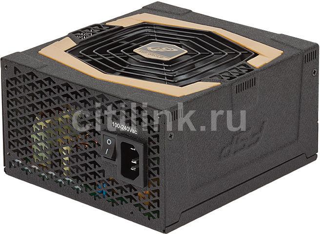 Блок питания FSP Aurum AU-550M,  550Вт,  120мм,  черный, retail