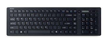 Клавиатура SONY VGP-BKB1,  bluetooth, беспроводная, черный [vgpbkb1.ru2]