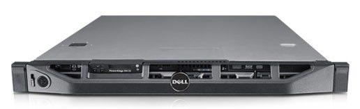 Сервер Dell PE R410 1xE5649 2.53/8G(2x4G LV 2R RDIMM 1.3K)/no HDD/RW/RPS/iDR6Ex/PERC6i/3YPNBD [210-32065]