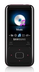 MP3 плеер SAMSUNG YP-Z3CP flash 8Гб розовый [yp-z3cp/xer]