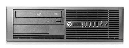HP Elite 8200SFF,  Intel  Pentium Dual-Core  G620,  DDR3 2Гб, 500Гб,  Intel HD Graphics,  DVD-RW,  Linux,  черный [xy275ea]