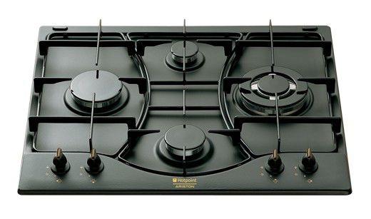 Варочная панель HOTPOINT-ARISTON 7HPHR 640 ST AN,  независимая,  темно-серый