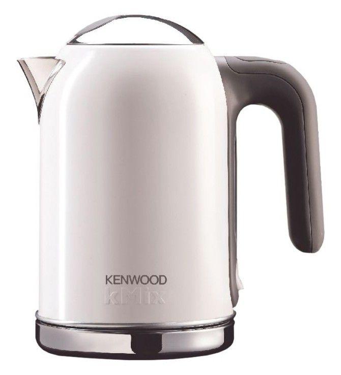 Чайник электрический KENWOOD SJM020A, 2200Вт, белый