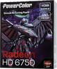 Видеокарта POWERCOLOR Radeon HD 6750,  1Гб, DDR3, Ret [ax6750 1gbk3-h] вид 8
