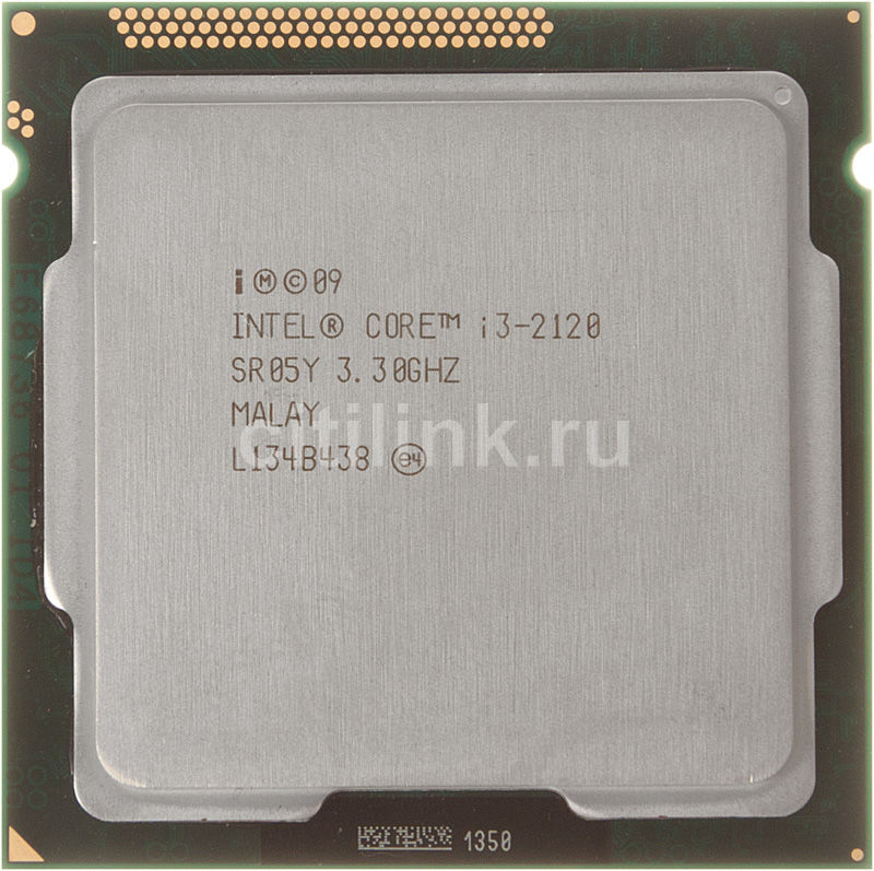 Процессор INTEL Core i3 2120, LGA 1155 OEM /591651/