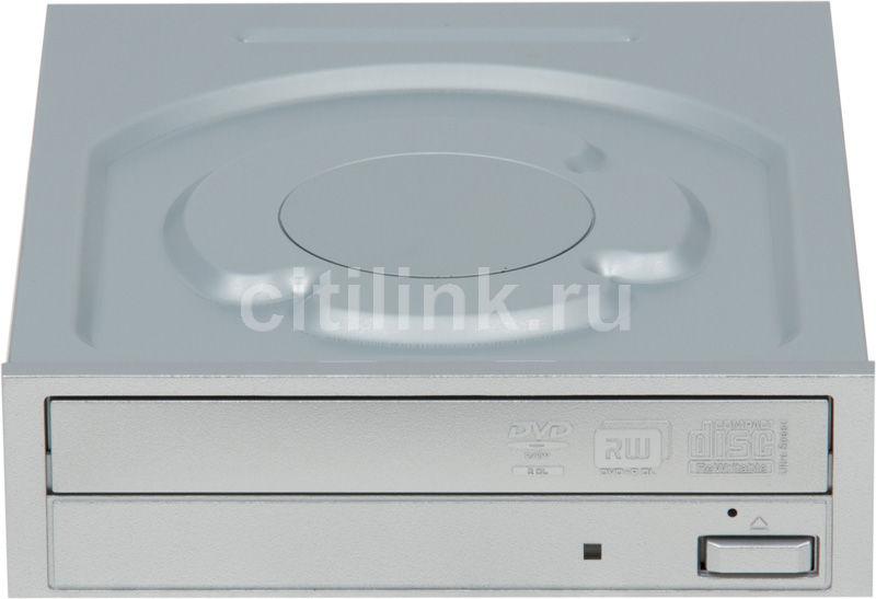 Оптический привод DVD-RW SONY AD-5280S-0S, внутренний, SATA, серебристый,  OEM