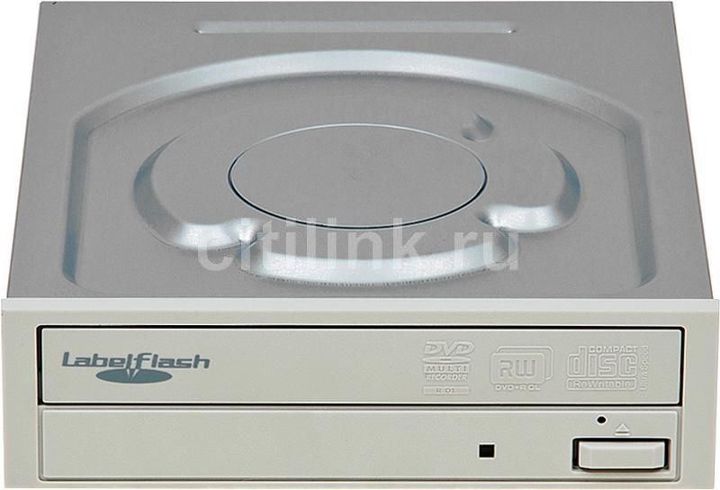Оптический привод DVD-RW SONY AD-7283S-01, внутренний, SATA, белый,  OEM