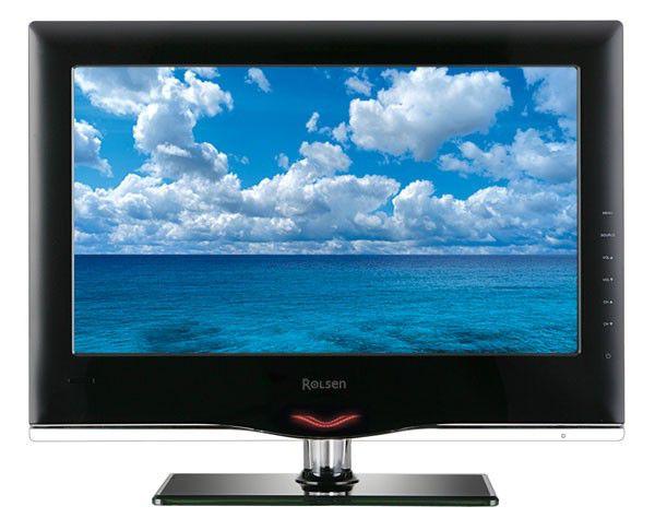 "LED телевизор ROLSEN RL-19L1001  ""R"", 19"", HD READY (720p),  черный"