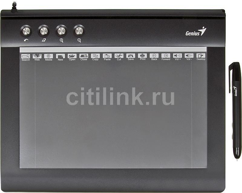 Графический планшет GENIUS EasyPen M610x [31100032101]