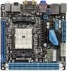 Материнская плата ASUS F1A75-I DELUXE Socket FM1, mini-ITX, Ret вид 1