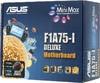 Материнская плата ASUS F1A75-I DELUXE Socket FM1, mini-ITX, Ret вид 9